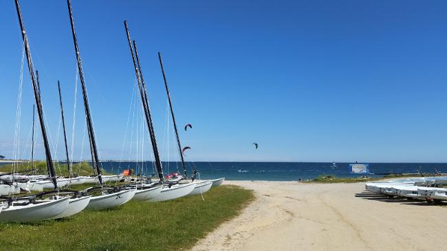 Base nautique de Kerguelen (Larmor-plage)