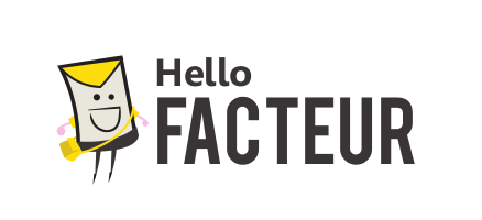 Logo Hello facteur.