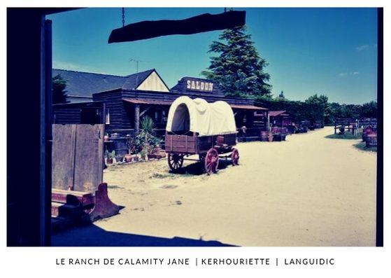 Visite d'entreprise au ranch de Calamity Jane
