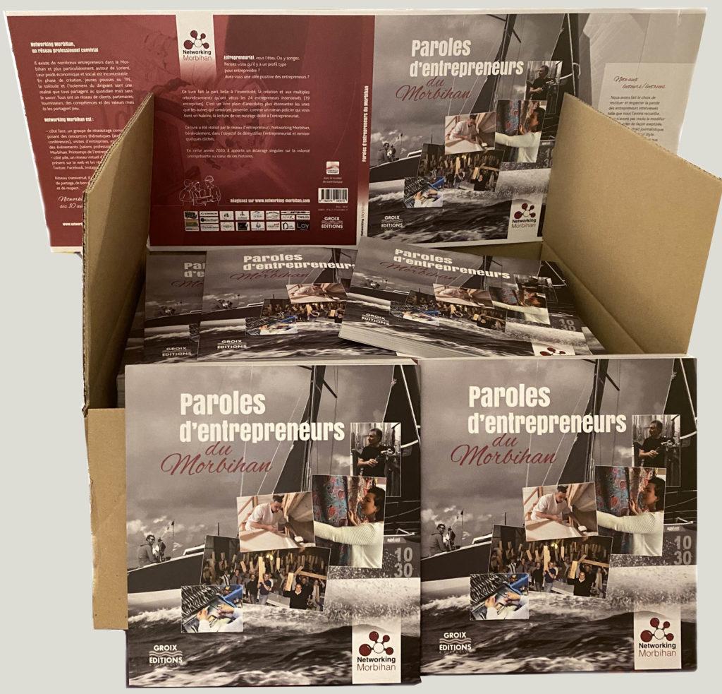 Paroles d'entrepreneurs du Morbihan – Achat et commentaires